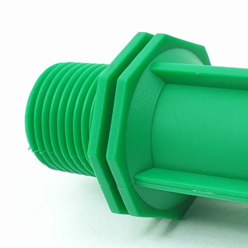 Super Products วาล์วผสมปุ๋ย แบบแวนจูรี่ 1/2 นิ้ว VFI เขียว