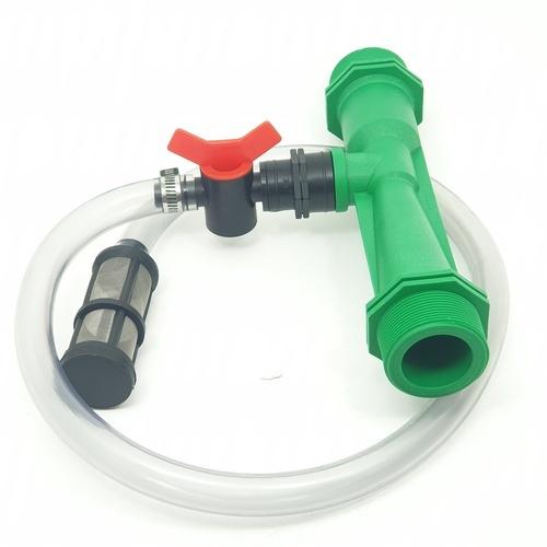 Super Products วาล์วผสมปุ๋ย แบบแวนจูรี่ 2 นิ้ว VFI เขียว