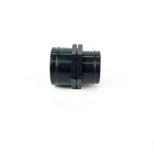 Super Products ข้อลดกลมเกลียวใน 3/4 นิ้ว x 1/2 นิ้ว (2 ตัว/ แพ็ค) RS ดำ