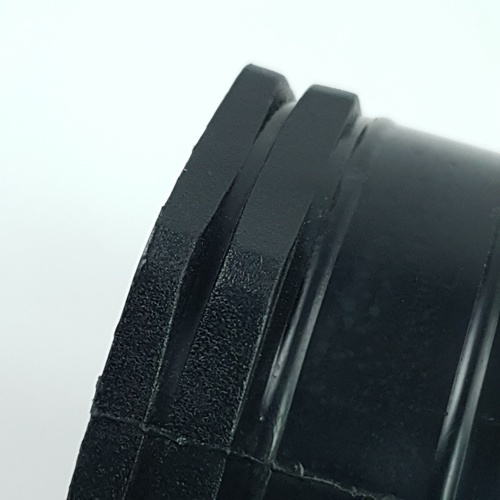 Super Products ปลั๊กอุดเกลียวใน 2นิ้ว 354-22200 ดำ