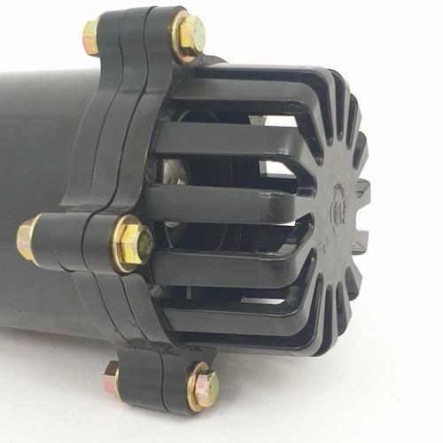 Super Products ฟุตวาล์ว FV-N PVC 2 FV-N ดำ