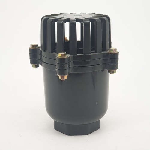 Super Products ฟุตวาล์ว FV-N  2.1/2 FV-N ดำ