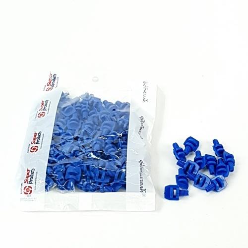 Super Products หัวฉีดสเปรย์สองด้าน  (100 ตัว / แพ็ค) TP361 E ฟ้า