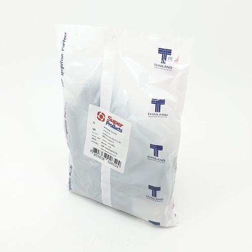 Super Products ข้อต่อลด32x25มม. (5ตัว/แพ็ค) SR ดำ