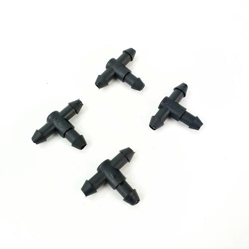 Super Products ข้อต่อสามทาง 4 มม. (20ตัว/แพ็ค) T