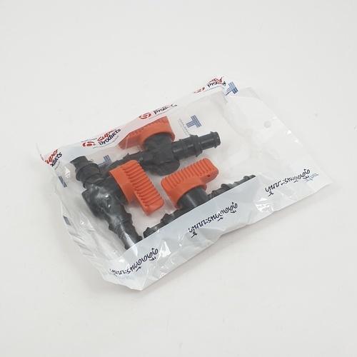 Super Products วาล์วขนาด 16 และ 20 มม. (5ตัว/แพ็ค) LV 1620