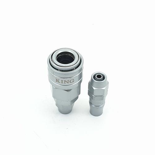 EUROX ข้อต่อลม 20SP-20PP ONE TOUCH (หางสั้น)