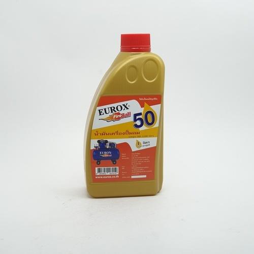 EUROX น้ำมันปั๊มลมEUROX1000cc น้ำมันปั๊มลม EUROX 1000 cc