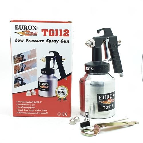 EUROX กาพ่นสี TG112