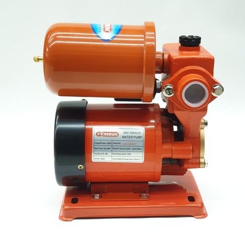 FORERUN ปั๊มน้ำอัตโนมัติ 180W 1นิ้วx1นิ้ว FR-MQS130B/A สีส้ม
