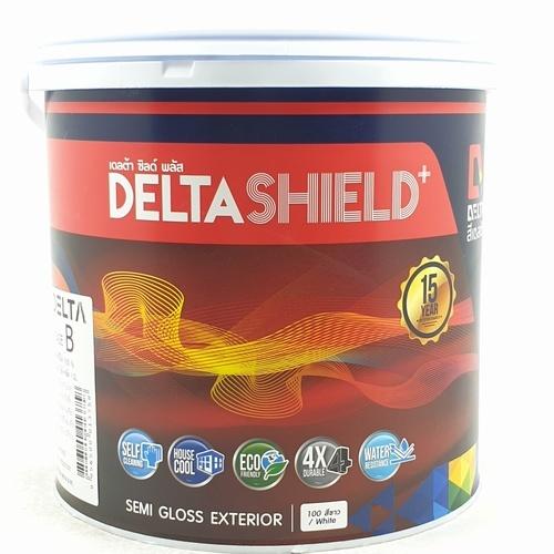 DELTA เดลต้าชิลด์พลัส เบส B ขนาด1 กล. Base B สีขาว