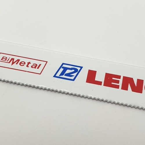 LENOX ใบเลื่อยอ่อนตัว 24T Lenox สีขาว