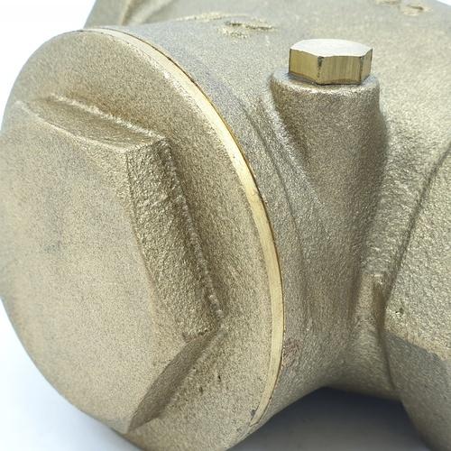 ANA เช็ควาล์วสวิง 2.1/2 นิ้ว  ก5E111-0-075-000-5-B ทองเหลือง