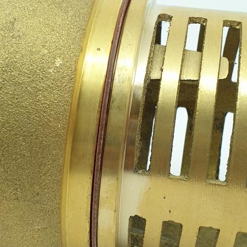 ANA ฟุตวาล์ว ก5F121-0-050-000-5-B สีทอง
