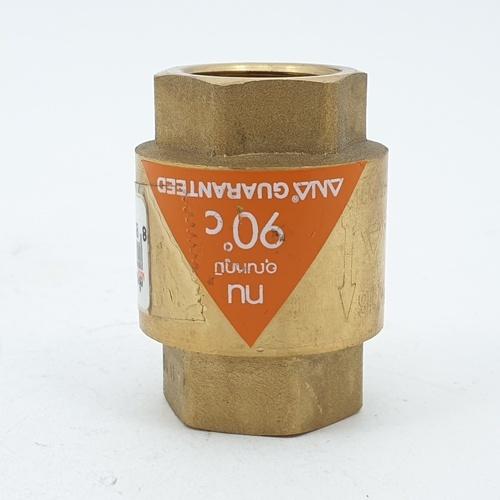 ANA เช็ควาล์วสปริง 1/2 นิ้ว  ก5E117-0-015-000-5-B
