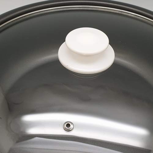 MY HOME หม้อสุกี้ยากี้ 3 ลิตร SK3001 สีขาว