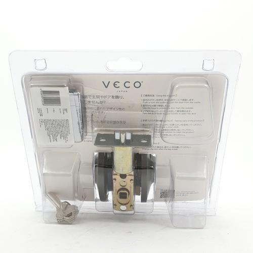 VECO ก้านโยกทางเข้า 6723 BLK-ET สีดำ