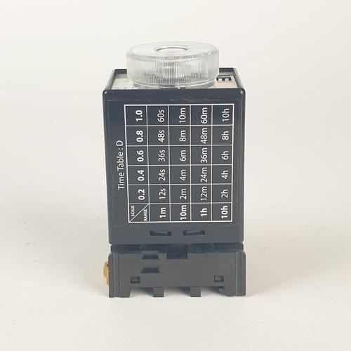 WIP ไทม์เมอร์ WT-34 220V. (D) สีดำ