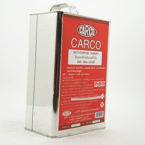 CARCO ทินเนอร์  AAA