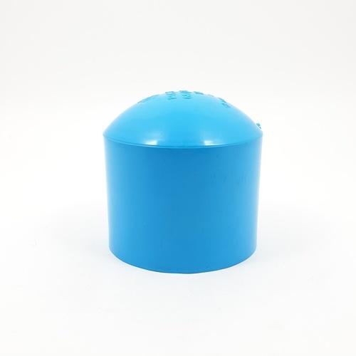SCG ฝาครอบ หนา 2.1/2นิ้ว (65) สีฟ้า