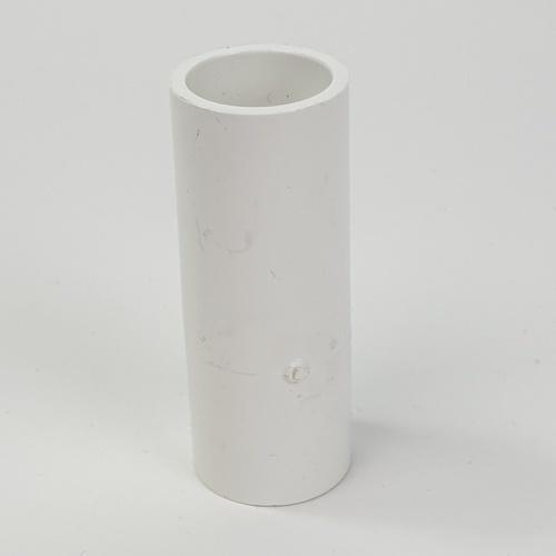 SCG ข้อต่อตรงร้อยสายไฟ 3/8 นิ้ว (15) สีขาว