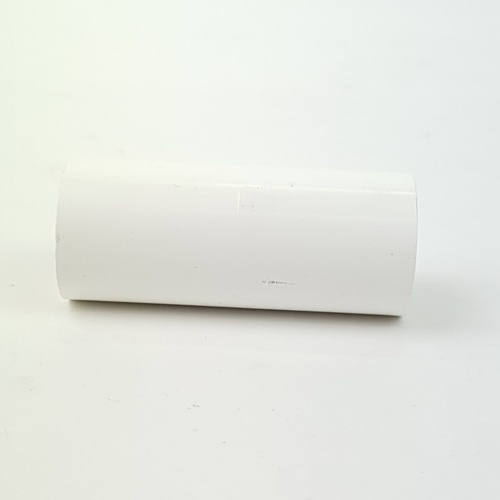 SCG ข้อต่อตรงร้อยสายไฟ  1/2 นิ้ว สีขาว
