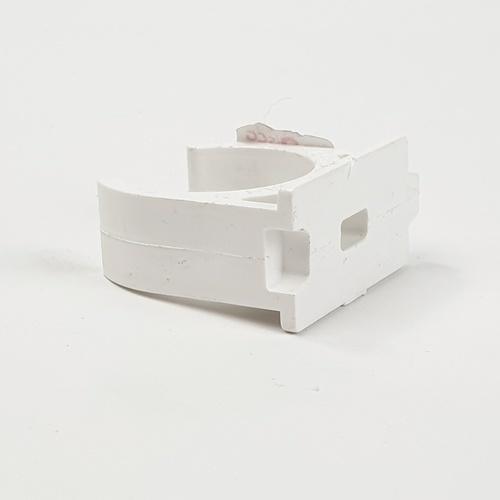 SCG คลิปก้ามปูร้อยสาย3/4นิ้ว - ขาว
