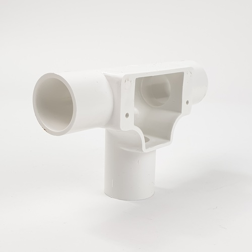 SCG สามทางฝาเปิด-ร้อยสาย ขาว 18  สามทางฝาเปิด-ร้อยสาย ขาว 18