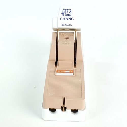 CHANG คัทเอ้าท์ช้าง-2P-60A. -