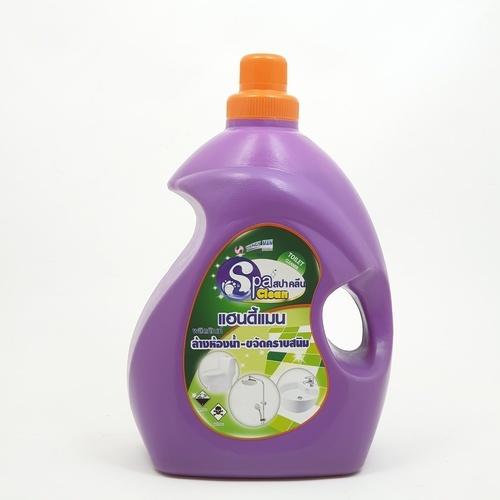 SPA CLEAN น้ำยาล้างห้องน้ำและกัดสนิม Handy Man ขนาด 3800 มล.
