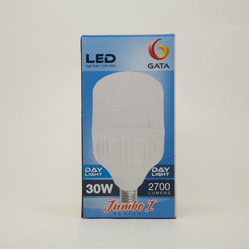 GATA หลอด LED 30W ฝาขุ่น E27 Day สีขาว