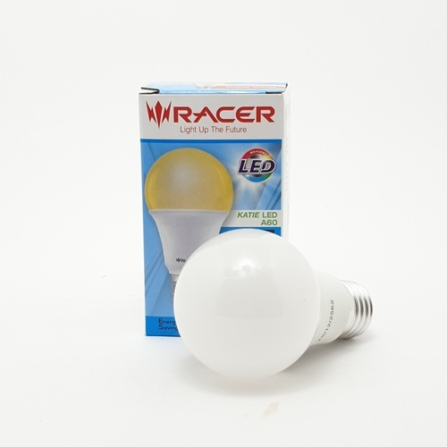 RACER หลอด LED Bulb KATIE E27 7W. WW.RACER