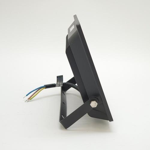 RACER โคมฟลัดไลท์ LED Eco 50W  13201LLEE000111  แสงขาว สีดำ