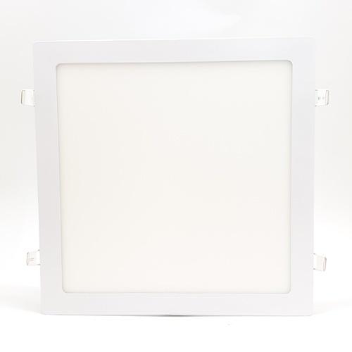 RACER ดาวน์ไลท์ 24 W เหลี่ยม  แสงขาว  สีขาว