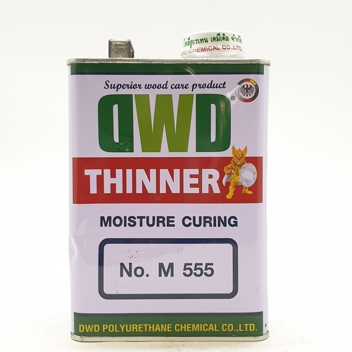 DWD ทินเนอร์  (0.946 ลิตร) M-555