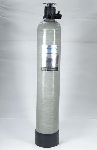 CAMARCIO เครื่องกรองน้ำใช้ ถังไฟเบอร์ 8 หัวเรซิ่น WP RS-0844