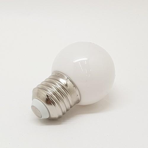 HI-TEK หลอดปิงปอง 1W. E27 HLLC00001W สีขาว