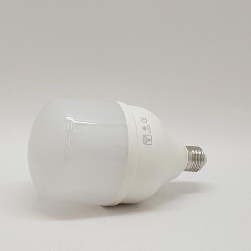 HI-TEK หลอดแอลอีดีทรงที30วัตต์ ขั้วเกลียวมาตรฐาน แสงนวล HLLET2730W สีขาว