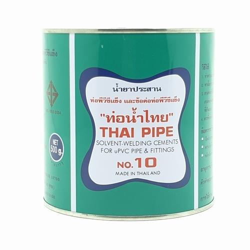 ท่อน้ำไทย กาวท่อน้ำไทยขนาด 500กรัม  -