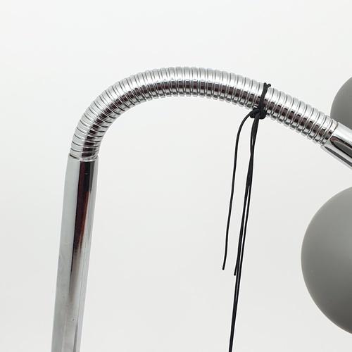 EILON โคมไฟตั้งโต๊ะ Modern  MT51622-1G  สีเทา