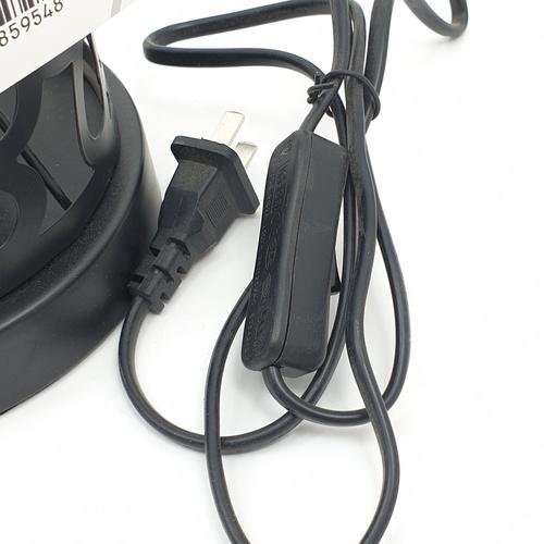 ELON โคมไฟตั้งโต๊ะ Classic MT60249-1 สีดำ
