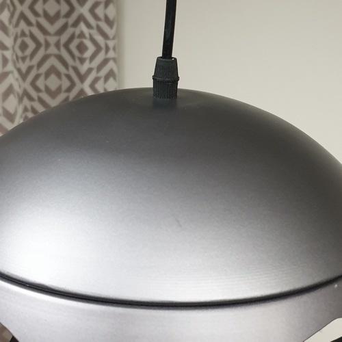 ELON โคมไฟแขวน Loft 42727 สีเทา