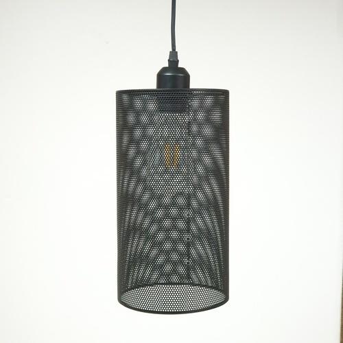 ELON โคมไฟแขวน Loft MD60250-1I สีดำ