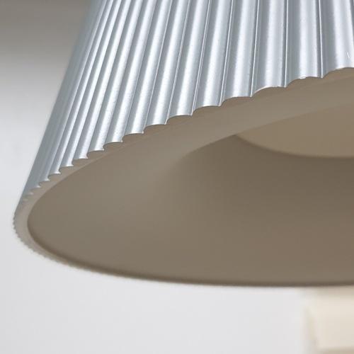 EILON โคมไฟแขวนโมเดิร์น KDD0003/27 gray สีเทา