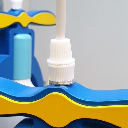 EILON โคมไฟแขวนแฟนซี  MD8311สีฟ้า