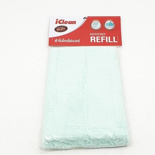 ICLEAN อะไหล่-ผ้าไมโครไฟเบอร์ HY0191 สีฟ้า