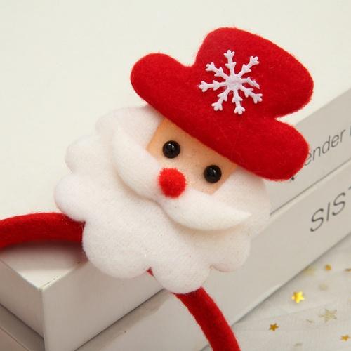 COZY ที่คาดผมเทศกาลคริสต์มาส ขนาด 21x17.5 ซม.  6LNA003