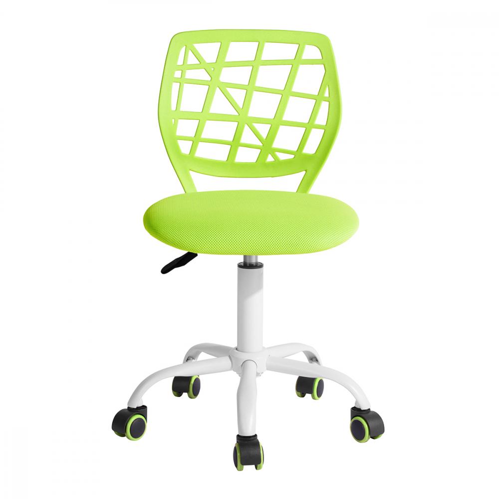 SMITH เก้าอี้สำนักงาน ขนาด 40x45x75-85 cm  CARNATION  สีเขียว