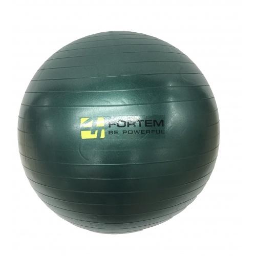 FORTEM  ลูกบอลโยคะ 75 ซม. พร้อมที่สูบลม   ARK-AB-75GN สีเขียว