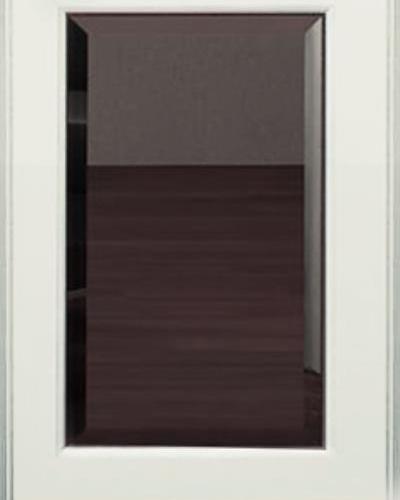 บานกระจกตกแต่ง KMR-AS-BM-7340X-WH KMR-AS-BM-7340X-WH ขาว